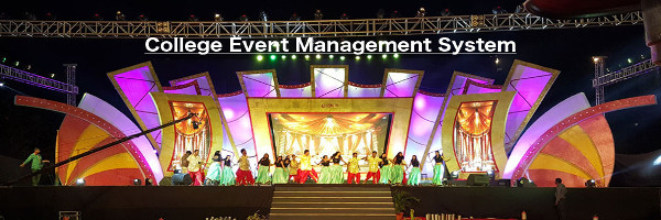 Java, JSP and MySQL Project on College Event Management System