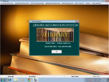 Visual Basic and SQL Server 2000 Project on Library Management System
