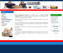 PHP Project on Courier Management System with MySQL Database.