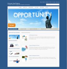 C#, ASP and MySQL Project on Online Job Portal