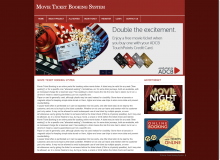 PHP and MySQL Project on Movie Ticket Booking System
