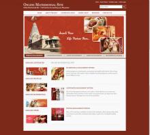 Java, JSP and MySQL Project on Online Matrimonial Site