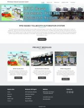 RFID Based Toll booth Automation Systen