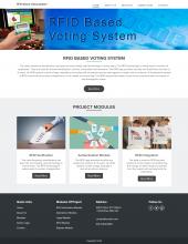 RFID Based Voting System