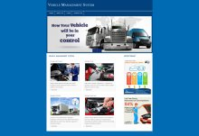 PHP and MySQL Project on Vehicle Management System