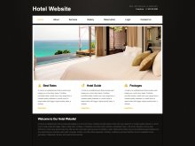 AWS Cloud Based Static Hotel Website Project