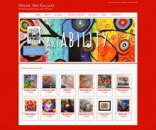 Java, JSP and MySQL Project on Online Art Gallery