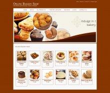 Java JSP and MySQL Project on Online Bakery Shop
