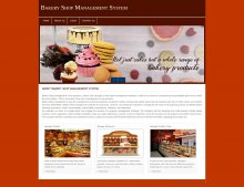 PHP and MySQL Project on Bakery Shop Management System