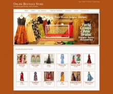 Java, JSP and MySQL Project on Online Boutique Store