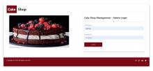 NodeJS, AngularJS and MySQL Project on Cake Shop Management System