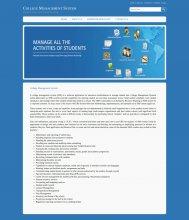 Java, JSP and MySQL Project on College Management System