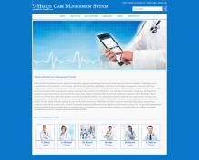 Java JSP and MySQL Project on E-Health Care Management System