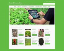 C#, ASP and MySQL Project on Online E-Farming Store
