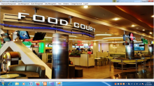 VB.net and MySQL Project on Food Court Management System