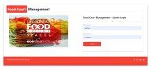NodeJS, AngularJS and MySQL Project on Food Court Management System