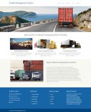 Python Django and MySQL Project on Freight Management System