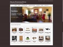 Java, JSP and MySQL Project on Online Furniture Store