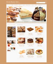 Java JSP and MySQL Project on Online Bakery Shop
