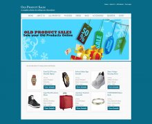 C#, ASP and MySQL Project on Old Product Selling Portal