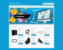 C#, ASP and MySQL Project on E-Commerce Portal