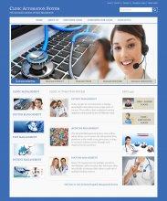 Java, JSP & MySQL Project on Clinic Automation System