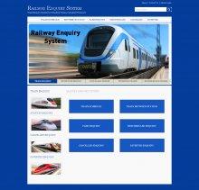 Java, JSP and MySQL Project on Railway Enquiry System