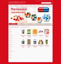 Java, JSP and MySQL Project on Online Medicine Store