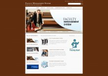 Java, JSP and MySQL Project on Faculty Management System