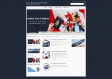 Java, JSP and MySQL Project on Visa Processing System