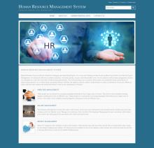 Java, JSP and MySQL Project on Human Resource Management System