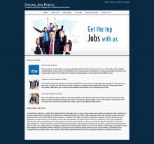 Java, JSP and MySQL Project on Online Job Portal