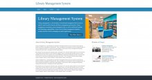 Python, Django and MySQL Project on Library Management System
