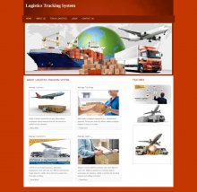 PHP and MySQL Project on Logistics Tracking System
