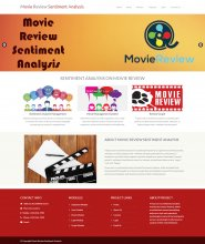 Python Sentiment Analysis for Movies Rating
