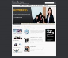 Java, JSP and MySQL Project on Online Job Portal System