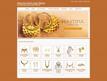 Java JSP and MySQL Project on Online Jewellery Store
