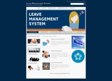 Java, JSP and MySQL Project on Leave Management System