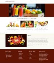 Python Django and MySQL Project on Online Juice Store