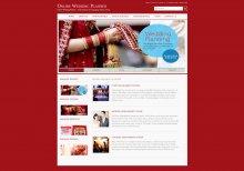 Java, JSP and MySQL Project on Online Wedding Planner
