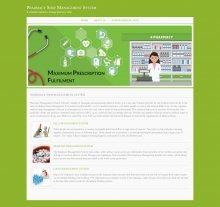 Java, JSP and MySQL Project on Pharmacy Shop Management System