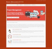 Java, JSP and MySQL Project on Project Management System