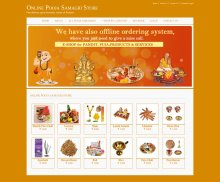 Java, JSP and MySQL Project on Online Pooja Samagri Store
