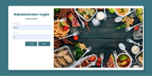 Restaurant Management System Spring Boot Project