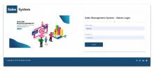 NodeJS, AngularJS and MySQL Project on Sales Management System