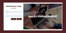 Sales Management System Spring Boot Project
