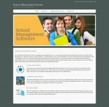Java, JSP and MySQL Project on School Management System