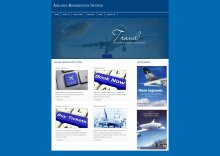 PHP and MySQL Project on Airlines Reservation System
