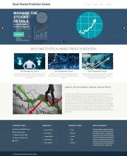 Stock Market Prediction System -Python, AI, Machine Learning