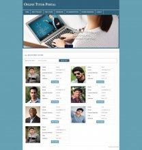 Online Tutor Portal